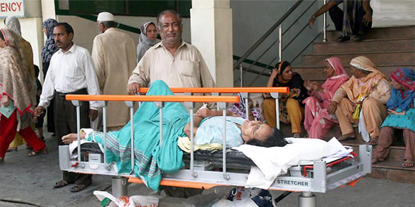 lack of medicines in hospitals