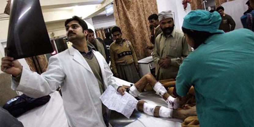 Conditions of Public Hospitals