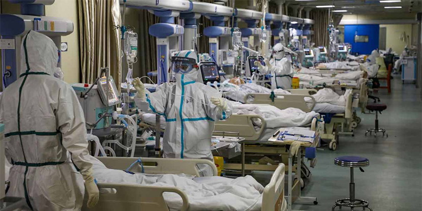 Hospitals Overwhelmed