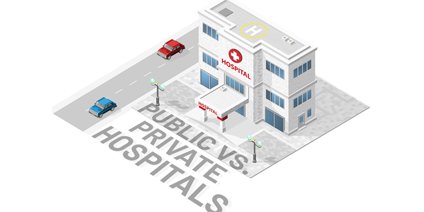 Public and Private Hospitals