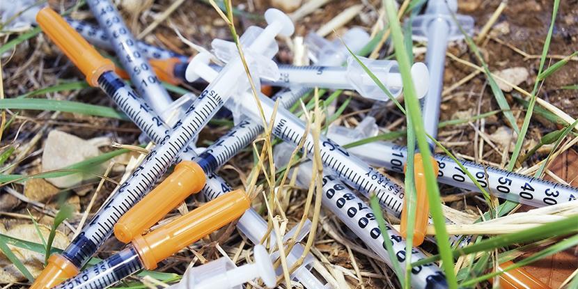 Reuse of Syringes