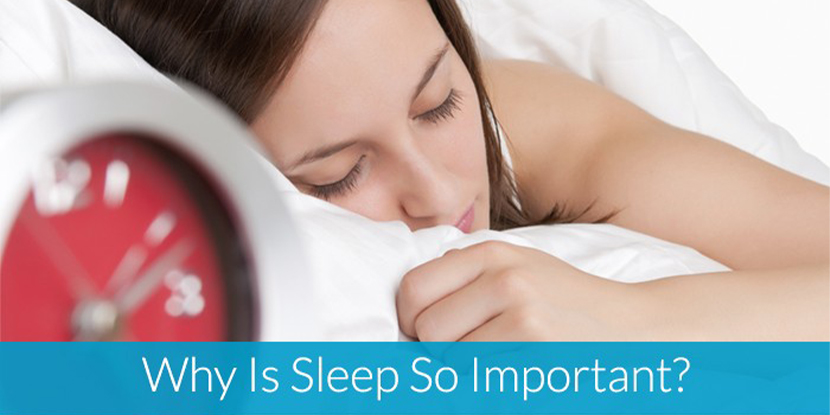 Sleep Important for Health