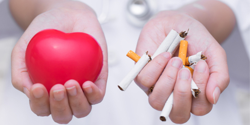 Smoking Affects Heart