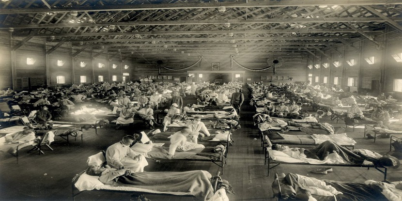 pandemic diseases in history