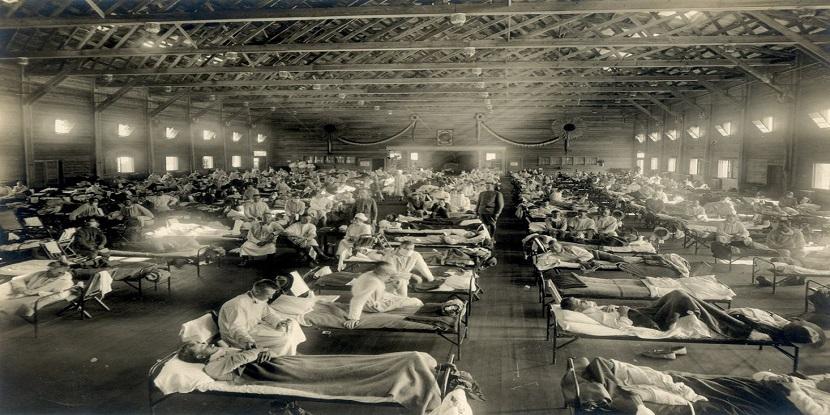 pandemic diseases in history