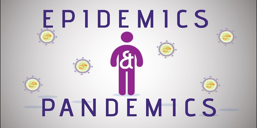 Epidemic and pandemic