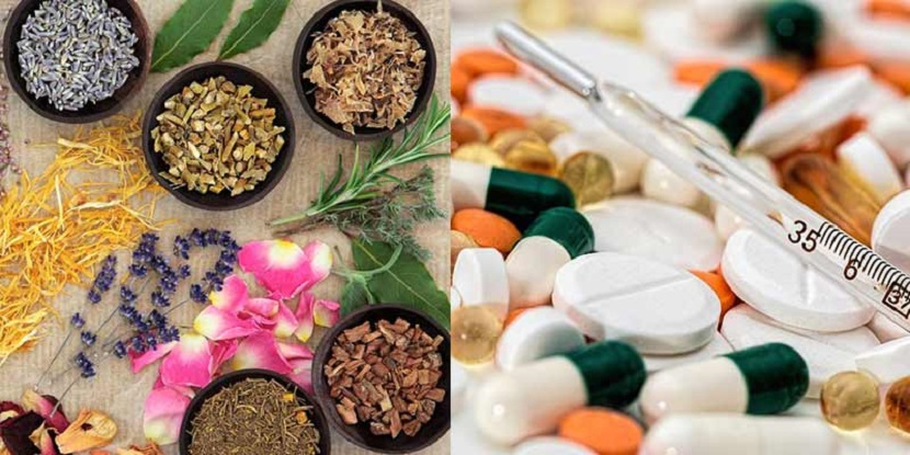 allopathic over homeopathy or hikmat