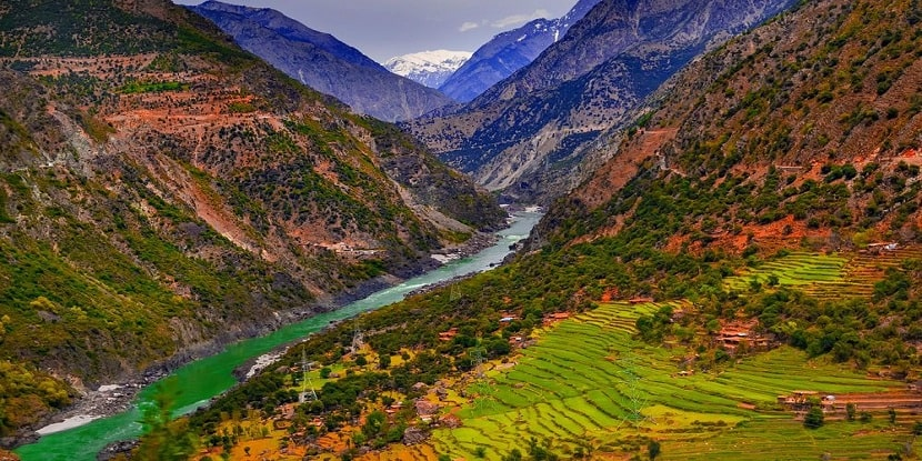 rivers in pakistan