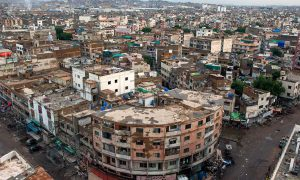 Pakistan houses shortage