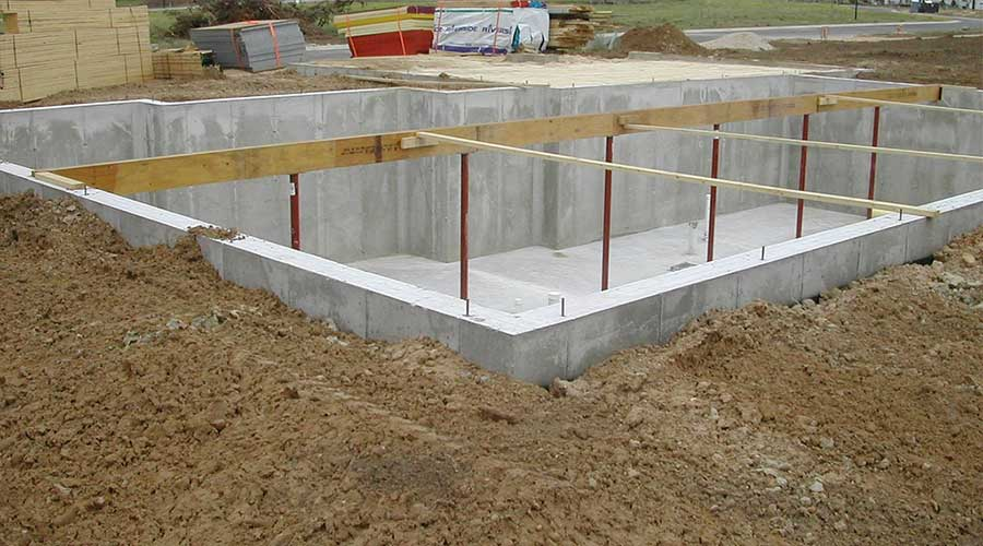 Constructing a Basement