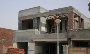 Construction Cost of Grey Structure