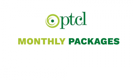 Ptcl Monthly Internet Packages