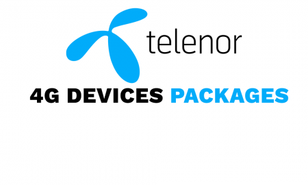Telenor 4G Device Packages