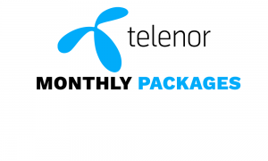 Telenor Monthly Packages