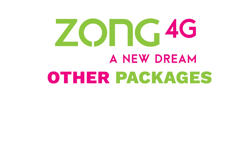 Zong other Packages
