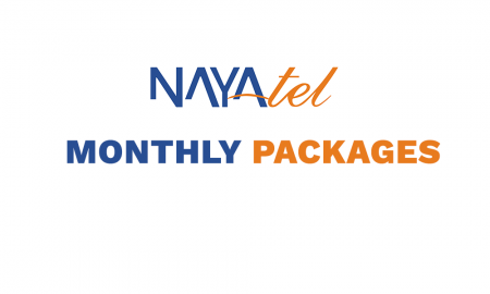 nayatel monthly internet packages