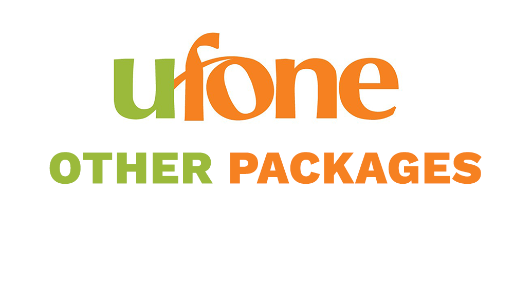 Ufone Other packages