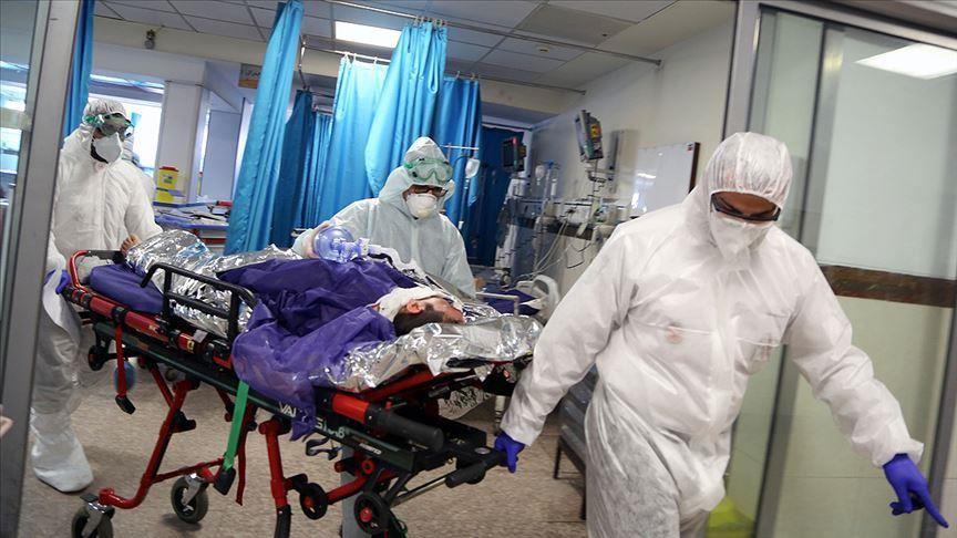 341 healthcare workers