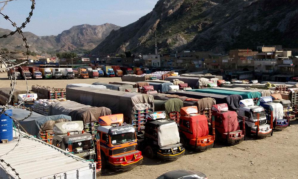 Goods Trucks
