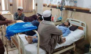 Peshawar hospitals