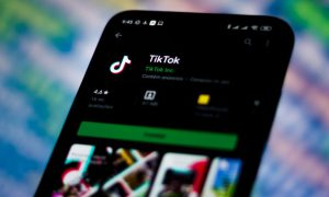 TikTok application