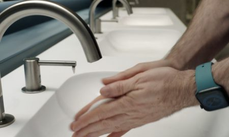 Apple Watch wash hands