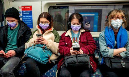 face masks in public transport