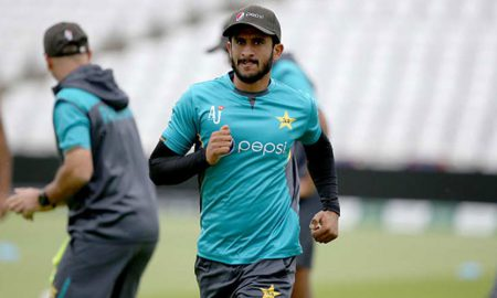 Hasan Ali back injury