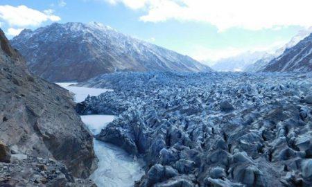 Hunza glaciers