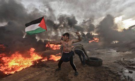 Israel fight