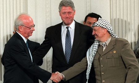 Middle East peace process