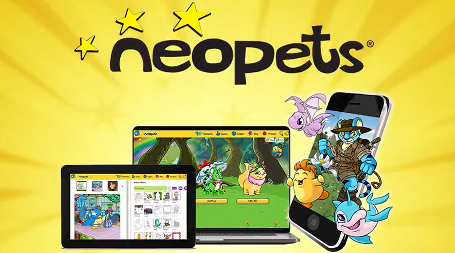 Neopets mobile