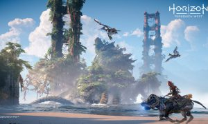 PS5 game Horizon Forbidden West