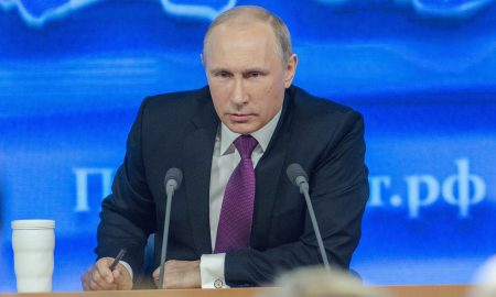 Putin Russia's Nuclear