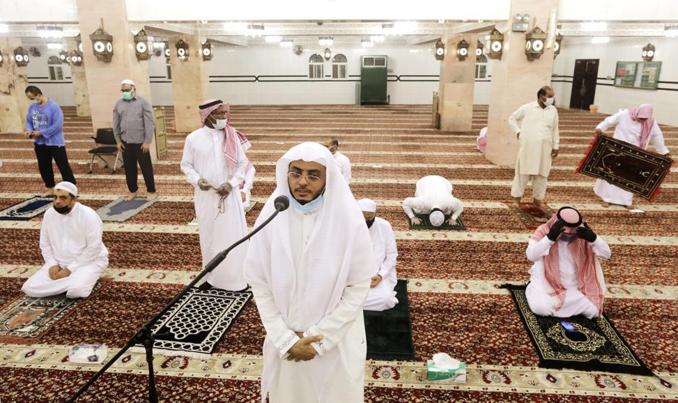 Saudi Arabia mosques