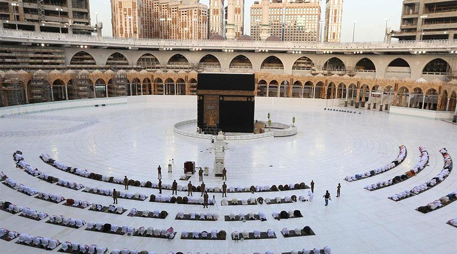 Saudi Arabia to hold Hajj