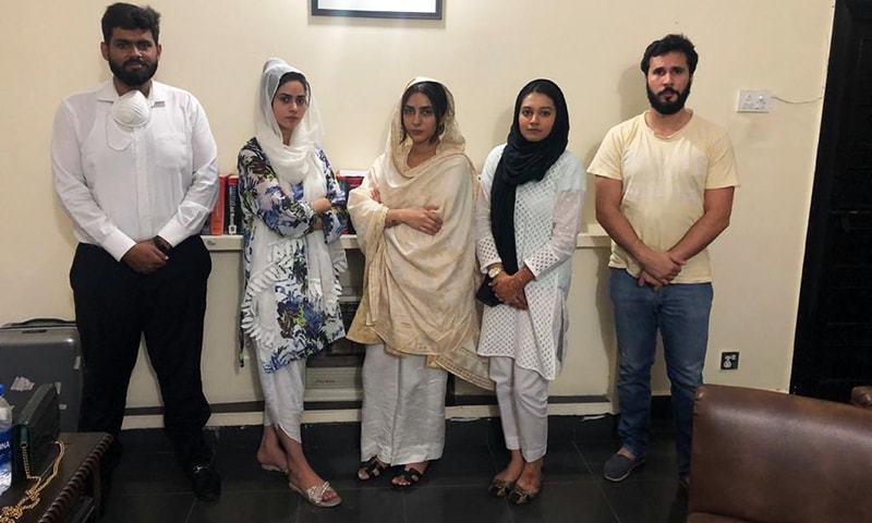 Uzma Khan case