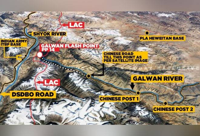 Why Galwan Valley