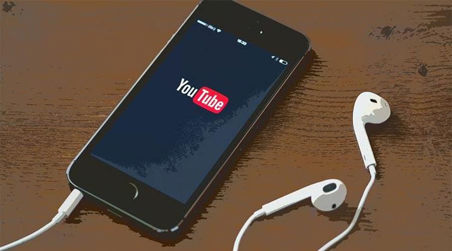 YouTube reminder