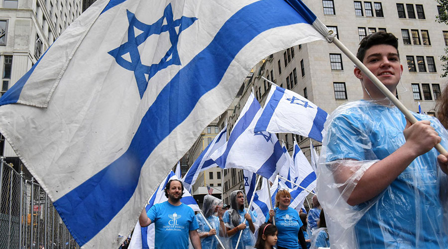 Zionism Flag