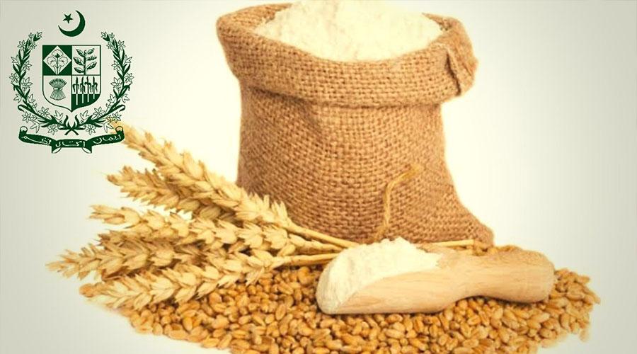 import wheat