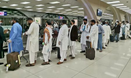 repatriated Pakistanis