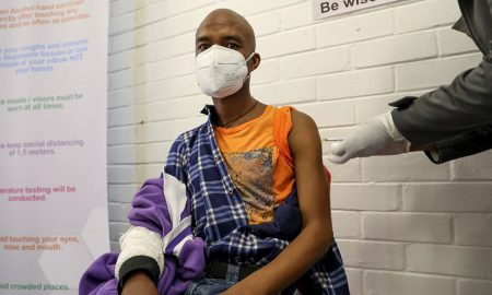 Africa Covid-19 vaccine