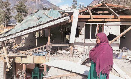 Azad Kashmir india civilians