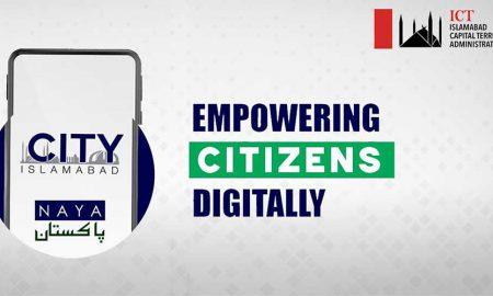 City Islamabad App