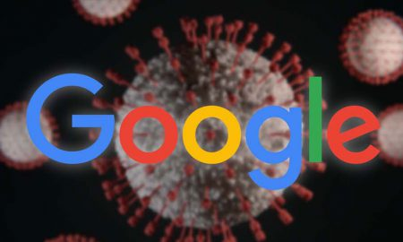 Google ads coronavirus websites