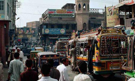 Khyber Pakhtunkhwa Economic recovery