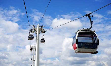 Kumrat Valley cable car