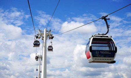 Kumrat Valley cable car