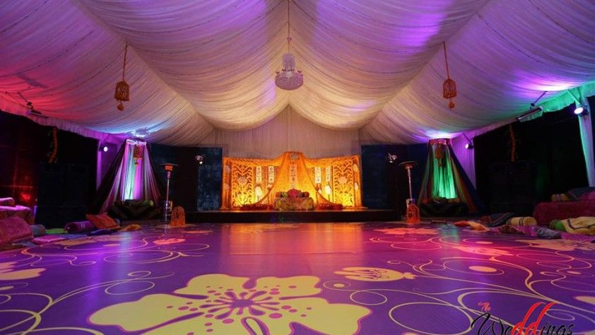Marriage halls business
